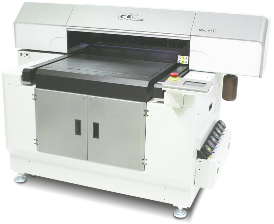 Imprimante à polymérisation UV
